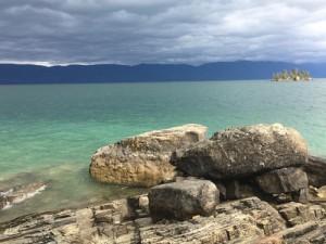 Flathead Lake Rocks